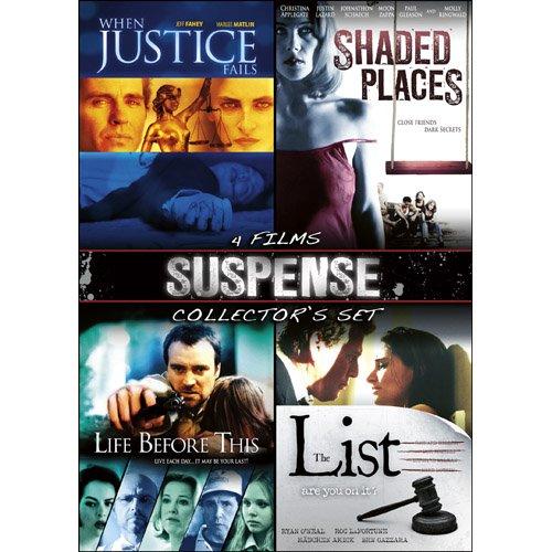 Suspense Four Film Set