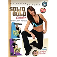 Christi Taylor: Solid Gold Collection - Step & Cardio 2 Pack