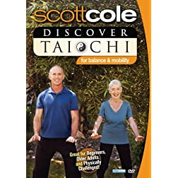 Scott Cole: Discover Tai Chi For Balance and Mobility