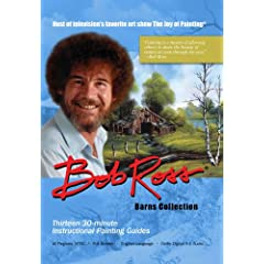 Bob Ross: Joy of Painting - Barns Collection