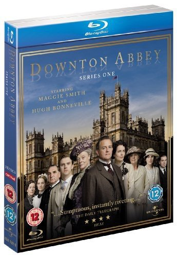 Downtown Abbey [Blu-ray]