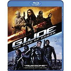 Gi Joe: The Rise of Cobra [Blu-ray]