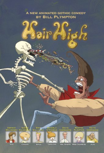 Hair High By Bill Plympton