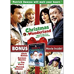 Christmas in Wonderland with Bonus DVD: A Hobo's Christmas