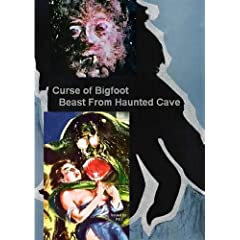 Curse of Bigfoot / Beast From Haunted Cave