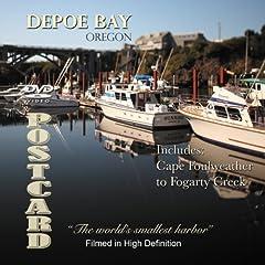 Depoe Bay, Oregon A DVD Video Postcard