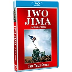 Iwo Jima - 36 Days of Hell - The True Story! [Blu-ray]