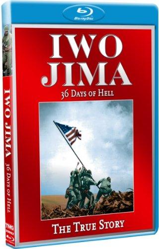 Iwo Jima - 36 Days of Hell - The True Story! [Blu-ray]