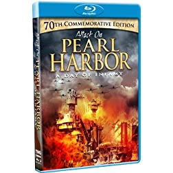 Attack on Pearl Harbor (70th Commemorative Edition) [Blu-ray]