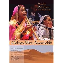 World Music From Mauritania With Ooleya Mint Amartichitt (Non-Profit)