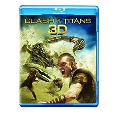 Clash of the Titans (Three Disc: Blu-ray 3D / Blu-ray / DVD / Digital Copy)