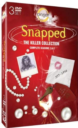 Snapped - Complete Seasons 1 & 2 - The Killer Collection - As Seen on Oxygen!
