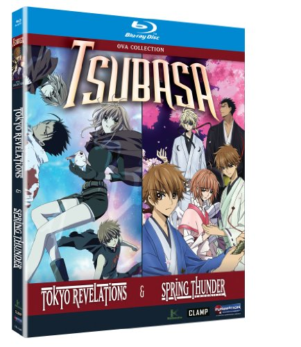 Tsubasa: RESERVoir CHRoNiCLE - OVA Collection [Blu-ray]