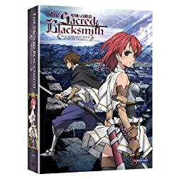 Sacred Blacksmith: The Complete Series (Limited Edition)