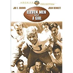 Eleven Men And A Girl (Formerly Maybe It's Love)