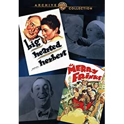 Wac Double Features: Big Hearted Herbert/Merry Frinks (2 Disc)