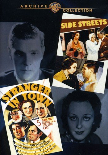Wac Double Features: Side Streets/Stranger In Town (2 Disc)