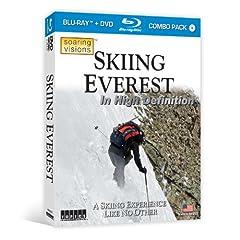 Skiing Everest Blu-ray DVD Combo set