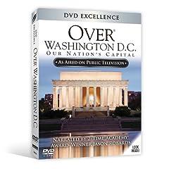Over Washington DC
