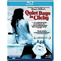 Quiet Days in Clichy [Blu-ray]