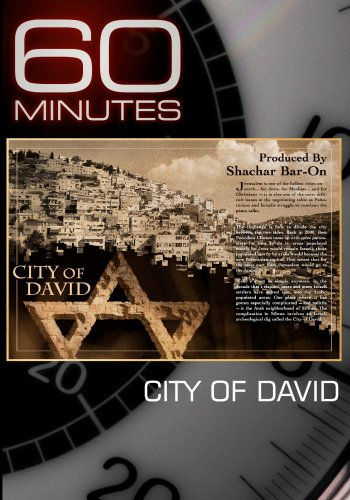60 Minutes - City Of David (October 17, 2010)