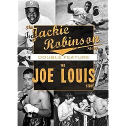Jackie Robinson Story / Joe Louis Story