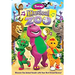 Barney: Musical Zoo
