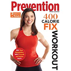 Prevention: 400 Calorie Fix Workout