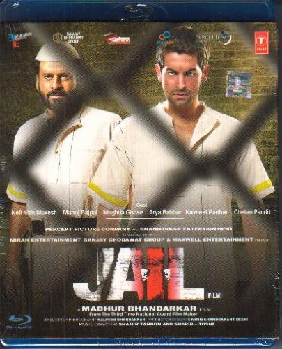 Jail (Hindi Film / Bollywood Movie / Indian Cinema Blu-ray Disc)