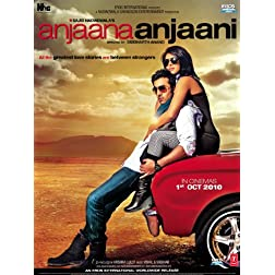 Anjaana Anjaani (New Hindi Film / Bollywood Movie / Indian Cinema DVD)