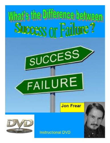 What's the Difference between Success or Failure ?