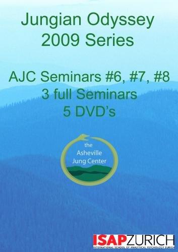AJC Jungian Odyssey 2009; Multi Seminar Set of AJC #6, #7, & #8