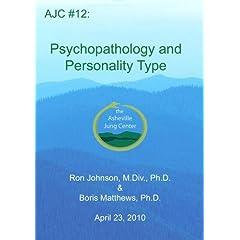 AJC 12 :  Psychopathology and Personality Type;  3 DVD Set
