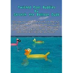Twisted Pool Buddies