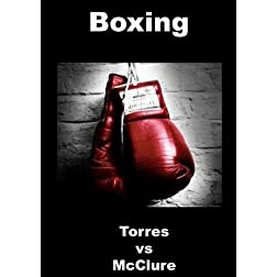 Torres vs McClure - Boxing