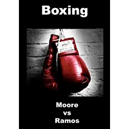 Moore vs Ramos - Boxing