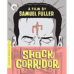 Shock Corridor (The Criterion Collection) [Blu-ray]