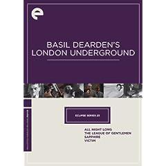 Eclipse Series 25: Basil Dearden's London Underground (Sapphire, The League of Gentlemen, Victim, All Night Long) (Criterion Collection)