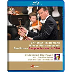 Symphonies 4 & 5 & 6 [Blu-ray]