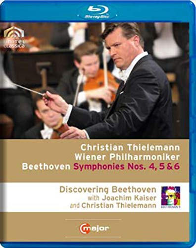 Symphonies 4 & 5 & 6 [Blu-ray]