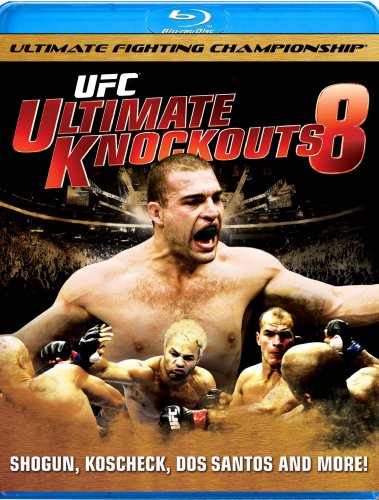 UFC: Ultimate Knockouts 8 [Blu-ray]
