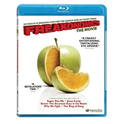 Freakonomics [Blu-ray]