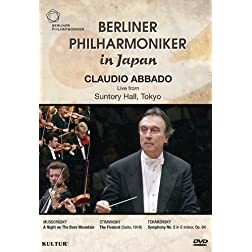 Berliner Philharmoniker in Japan