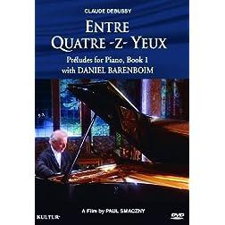 Claude Debussy - Entre Quatre -Z- Yeux