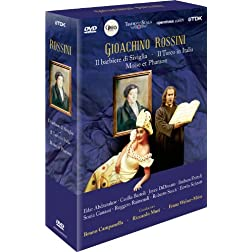 Gioachino Rossini: Il Barbiere Di Siviglia