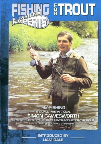 Fishing with the Experts for Trout with Simon Gawesworth