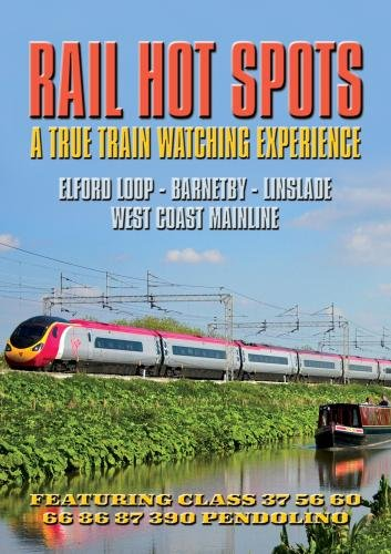 Diesel Trains: Rail Hot Spots