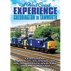A West Coast Experience: Cheddington to Tamworth