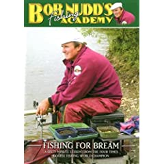 Bob Nudd's Fishing Academy Fishing for Bream
