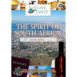 Culinary Travels The Spirit of South Africa